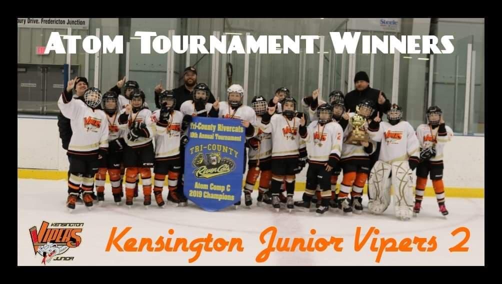 Kensington Junior Vipers 2